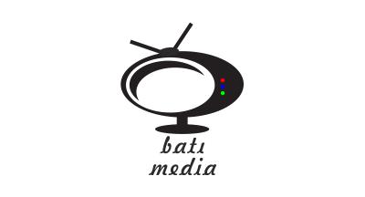 Batı Media Logo Çalışması