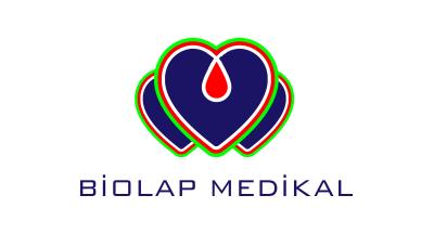 Biolap Medikal Logo Çalışması