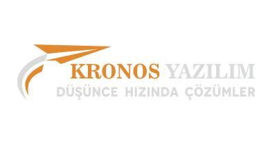 Kronos Yazılım Logo Çalışması