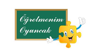 Öğretmenim Oyuncak Logo Çalışması