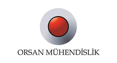Orsan Mühendislik Logo Çalışması