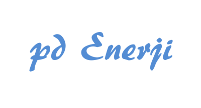 PD Enerji Logo Çalışması