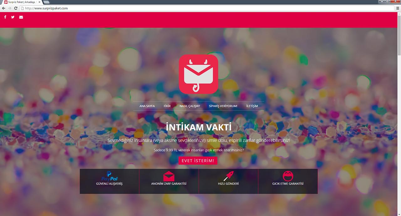 Süpriz market web sitesi